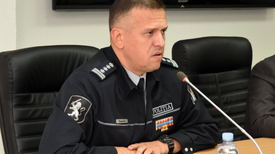 PCCOCS confirmă: Alexandru Pînzari, fost șef al IGP, reținut! Acesta este audiat de procurori în dosarul Direcției 5