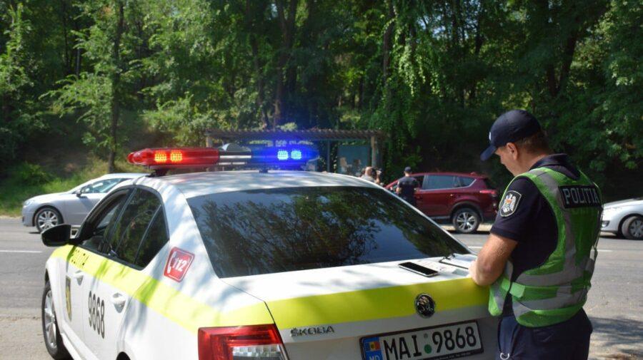"""FOTO Unii s-au ales cu """"drum bun"""", iar alții cu sancțiuni! Rezultatele unui filtru al polițiștilor în Capitală"""