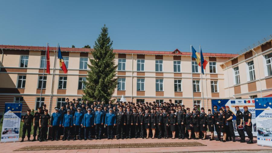 Eveniment inedit pentru Republica Moldova. Pentru ce s-au întâlnit carabinierii și jandarmii