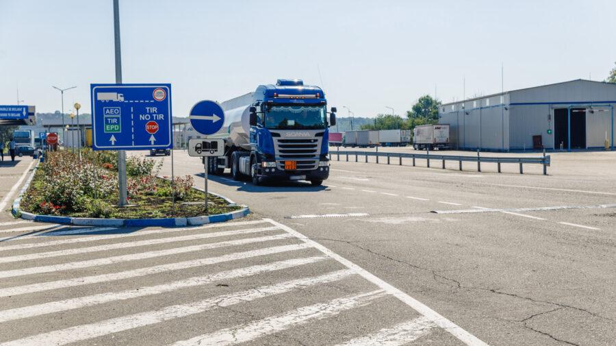 Anunț important pentru transportatorii de mărfuri! România a impus unele restricții de circulație