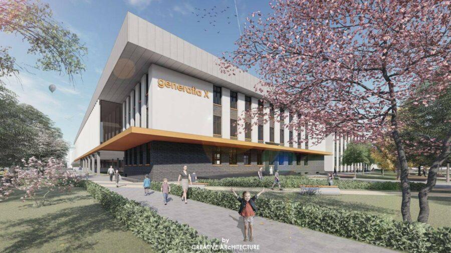 FOTO Ce se va întâmpla cu școala nr. 86 din Capitală? Planurile lui Ion Ceban în acest sens