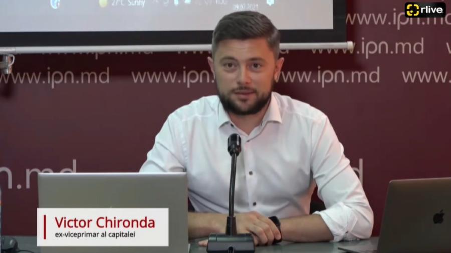 """""""Până-n pânzele albe""""! Chironda va contesta motivele care au stat la baza demiterii sale de la Primăria Chișinău"""