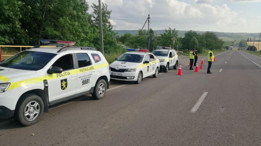 Siguranța în TRAFIC. Polițiștii desfășoară acțiuni de prevenire a accidentelor rutiere