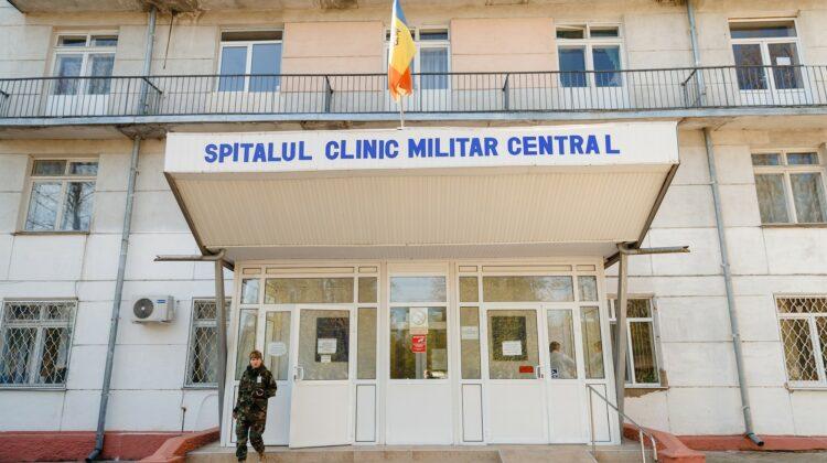 DOLIU la Ministerul Apărării! A activat în cadrul Spitalului Clinic Militar aproape 30 de ani