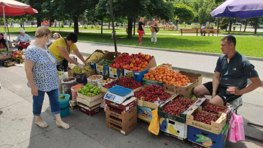 Un nou târg local în Capitală! Vor fi aduse doar fructe și legume, dă asigurări Ceban
