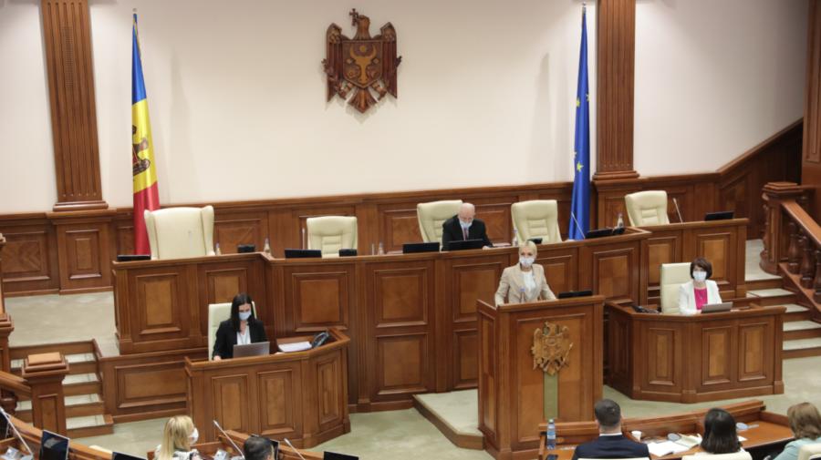 """Partidul """"ȘOR"""" a declarat constituirea fracțiunii parlamentare. Tauber: Noi lucrăm pentru oameni"""
