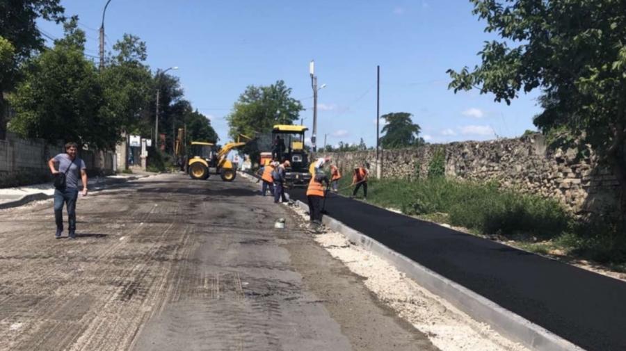 Se anunță SUSPENDARE parțială a traficului pe tronsonul cuprins între străzile Ion Pelivan și Ion Creangă. PERIOADA