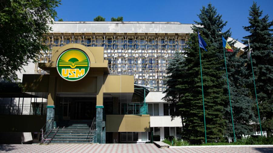 USM – cel mai mare centru universitar din Republica Moldova te invită să depui dosarul la concursul de Admitere – 2021