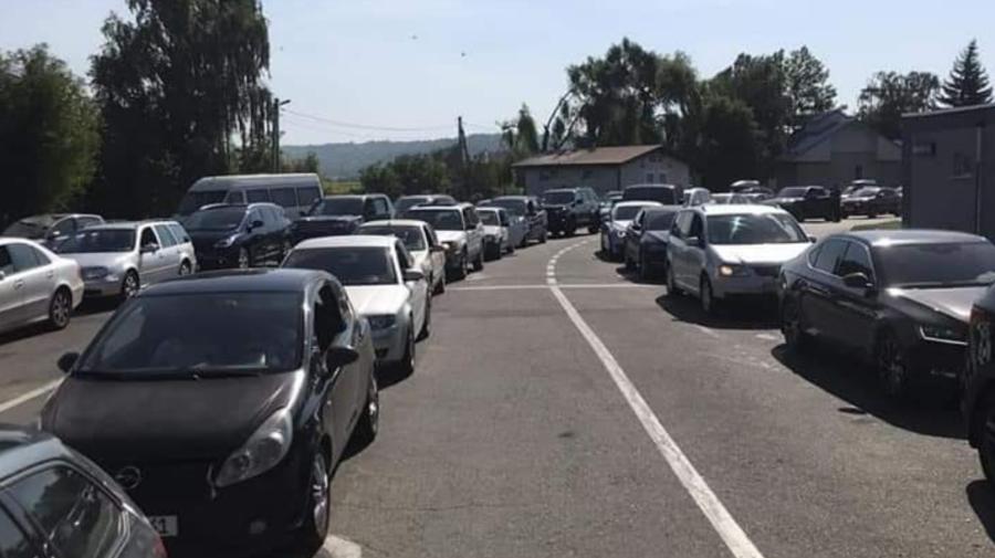 ALERTĂ! Ce se întâmplă la vămi? O eroare tehnică a blocat zeci de mașini. Ce spune Poliția de Frontieră?