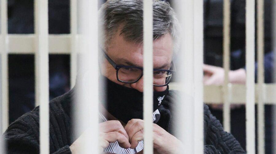 Principalul rival al lui Lukașenko, Victor Babarico, a fost condamnat la 14 ani de închisoare