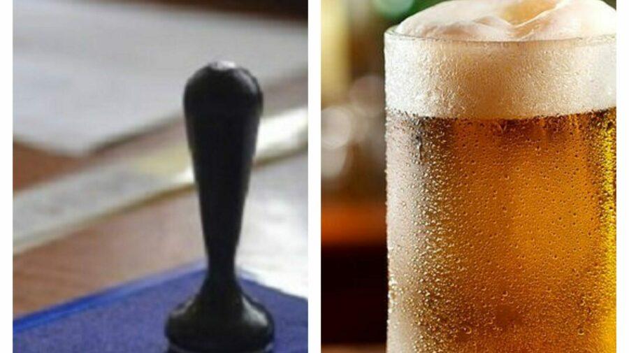 """O halbă cu bere pentru un vot """"corect""""! """"Binefăcătorul"""" este chiar un primar din raionul Anenii Noi"""