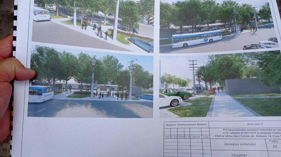 FOTO La Botanica va apărea o nouă zonă verde! Municipalitatea mai oferă un bonus locuitorilor