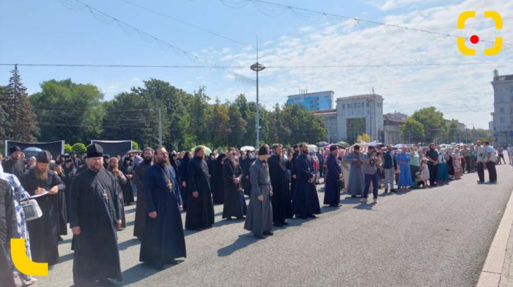 Mitropolia comentează protestul anti-vaccin al preoților din Chișinău: Înțelegem complexitatea și varietatea opiniilor