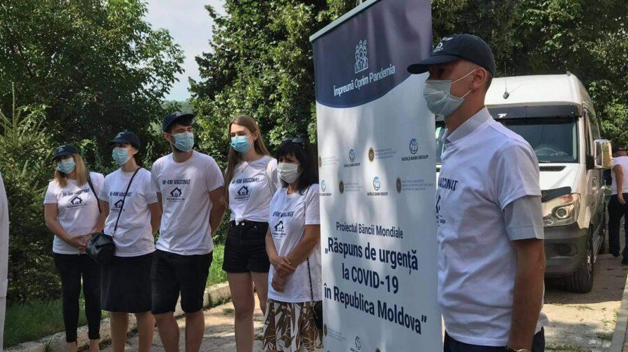 VIDEO Vor merge în 24 de raioane pentru a informa sătenii despre importanța vaccinării! Campanie lansată de MSMPS