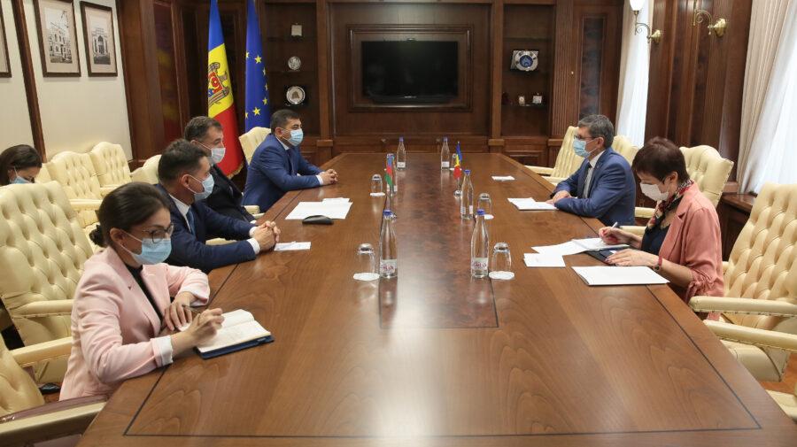 Igor Grosu ar putea efectua o vizită de lucru în Azerbaidjan pentru dezvoltarea colaborării interparlamentare