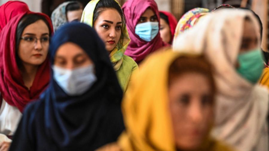 Afganistan: Femeilor li se interzice să practice sport. Iată care e motivul