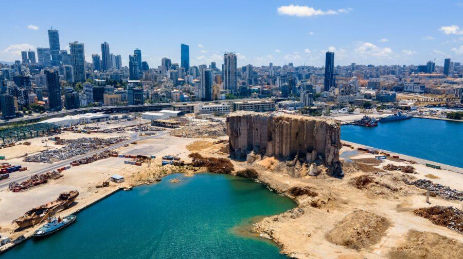 GALERIE FOTO Un an de la explozia din Beirut, una dintre cele mai puternice deflagrații non-nucleare din istorie