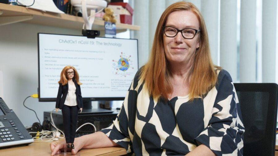 FOTO O nouă păpușă Barbie! Este vaccinolog și arată exact ca creatoarea vaccinului AstraZeneca. Ce reacție a urmat?