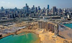 Un an de la explozia din Beirut, una dintre cele mai puternice non-nucleare din istorie