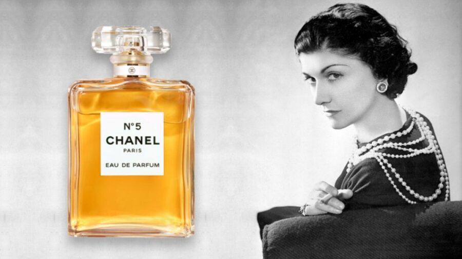 Un parfum Chanel N°5 este vândut la fiecare 30 de sec. S-au cumpărat câmpuri de iasomie pentru viitor. Care este teama?