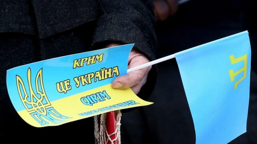 """Presa ucraineană scrie că rușii au isterie de la """"Platforma Crimeea"""". Au calificat-o """"summitul vrăjitorilor rusofobi"""""""