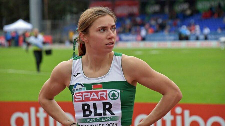 Olimpica Timanovskaia a obținut viză poloneză, fiind în pericol după ce a criticat antrenorii belaruși