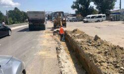 Drumul care trece prin localitățile Vatra și Strășeni, gata în proporție 85%. Ce valoare are PROIECTUL