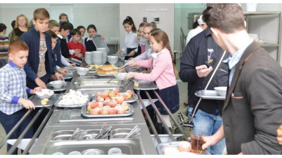DOC Dodon și Greceanîi vor ca și elevii claselor V-IX să fie asigurați gratuit de către stat cu prânz la școală