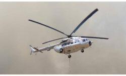 VIDEO Elicopterele companiei din Moldova cum sting incendiile din Turcia. Precizările Ministerului de Externe