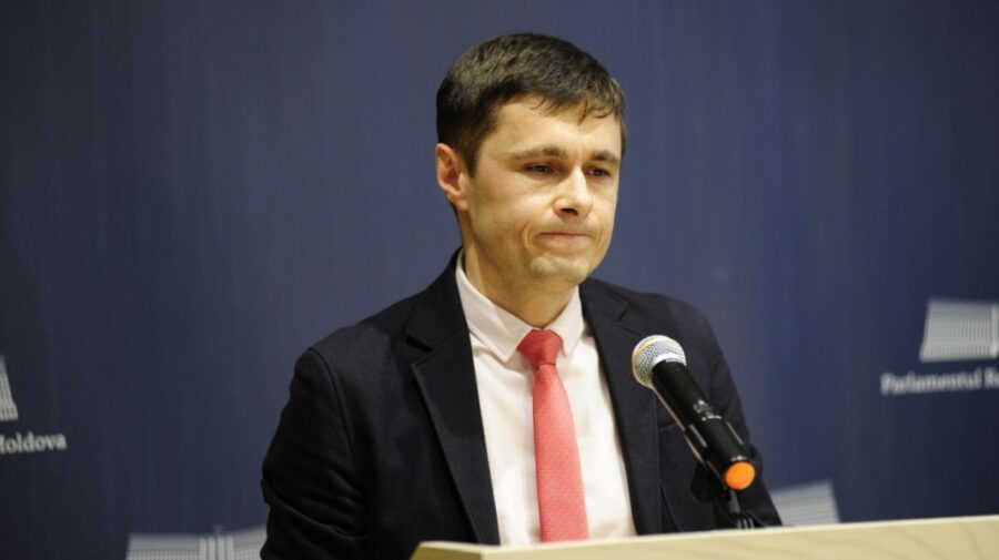 VIDEO Mesajul de adio a lui Nagacevschi de la Ministerul Justiției! A lăsat vreo bombonică pentru Litvinenco?