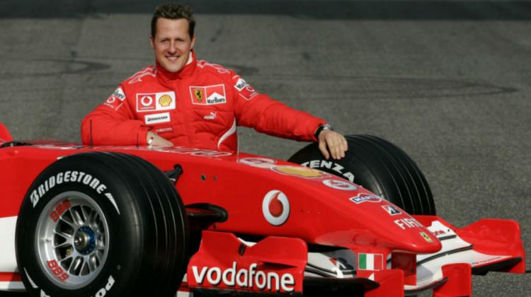 """VIDEO Trailerul oficial pentru documentarul """"Schumacher"""" a fost lansat de Netflix"""