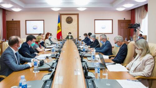 VIDEO Ședința Cabinetului de miniștri, din 22 octombrie 2021 – În direct pe RLIVE TV și RLIVE.MD