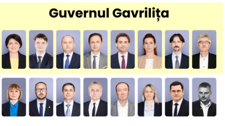 Programul de guvernare al Guvernului Gavrilița: Priorități și domeniile unde urmează să se intervină cu reforme