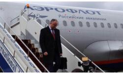 """Cu fratele, cumătrul și președintele Federației de Taekwondo, Dodon """"s-a refugiat"""" din nou la Moscova"""