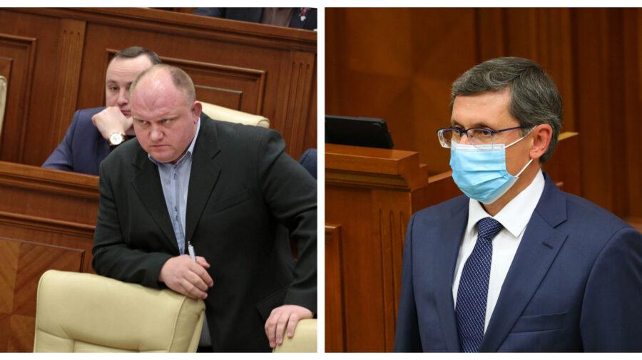 VIDEO STOP CADRU Grosu către Bolea: Mai puțin priviți holdingul șefului pentru o condiție psihică mai bună
