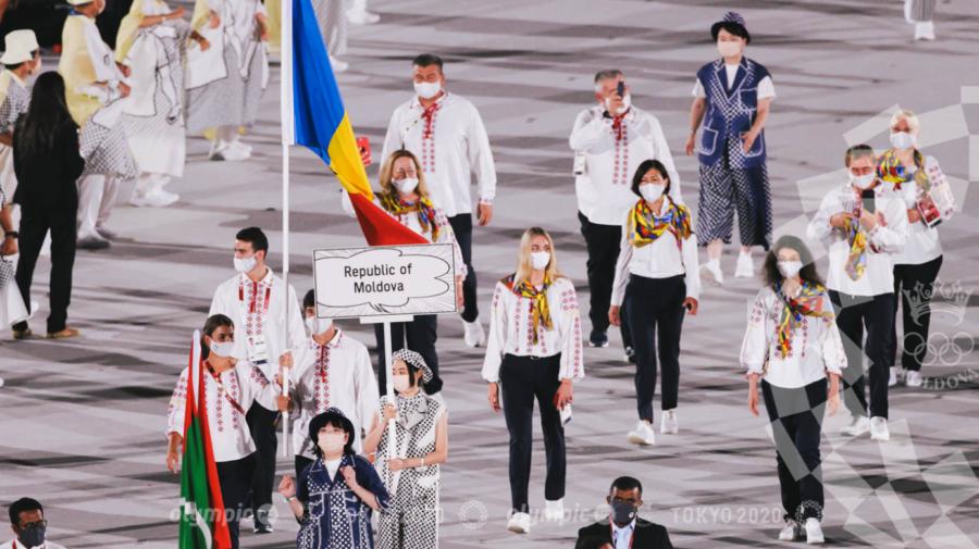 S-au încheiat Jocurile Olimpice de la Tokyo! Sportivii moldoveni au obținut ȘAPTE clasificări în top 8