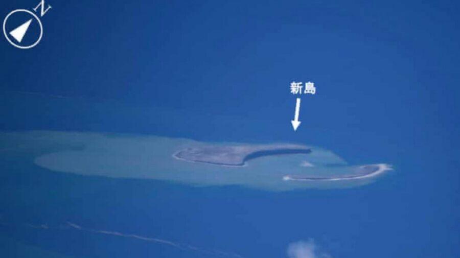 O nouă insulă s-a format în Japonia, în urma unei erupții vulcanice submarine