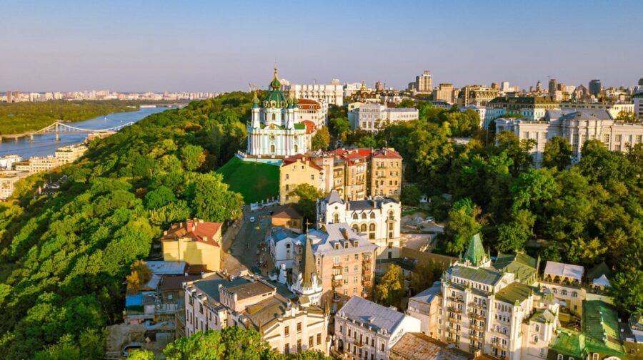 """Președinta Maia Sandu, la Kiev. Participă la summitul de lansare a """"Platformei Crimeea"""""""
