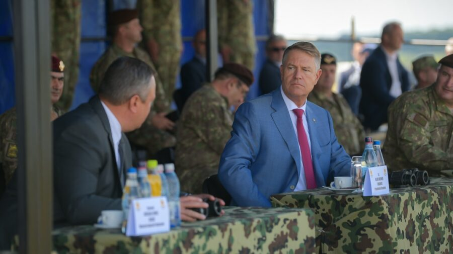 Iohannis a dispus implicarea de urgență a Forțelor Aeriene pentru evacuarea cetățenilor români din Afganistan