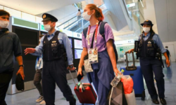 Sportiva olimpică din Belarus Timanovskaia a zburat spre Viena, din motive de securitate