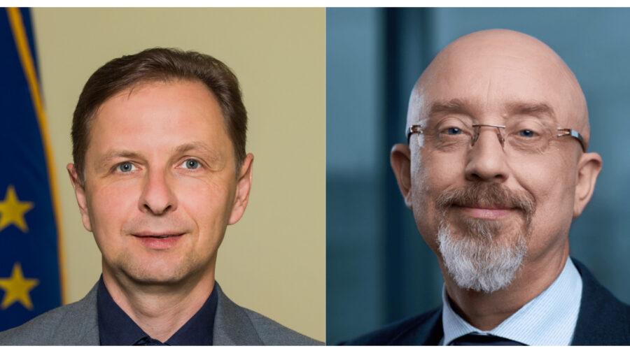 Kulminski și Reznikov, în discuții! Moldova și Ucraina vor face schimb de experiență în procesul reintegrării țărilor