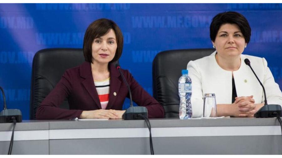 """Natalia Gavrilița """"e de vină"""". Maia Sandu rămâne fără o parte din echipa prezidențială odată cu formarea Guvernului"""