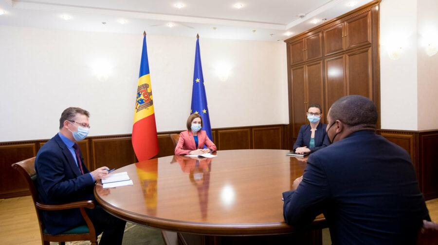 Bugetul Moldovei s-a îmbogățit cu 235 de milioane de dolari, anunță Maia Sandu. Banii au fost oferiți de FMI