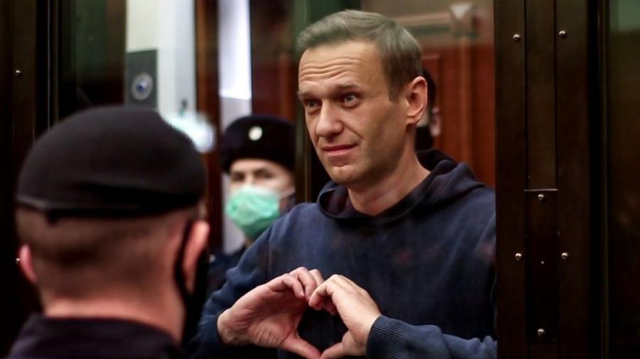 Alexei Navalnîi dezvăluie mai multe lucruri din închisoare: Privarea de somn, una dintre metodele de tortură preferate