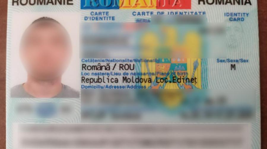 Cu dosar PENAL după ce și-a cumpărat carte de identitate românească. Cât a achitat pentru actul FALS
