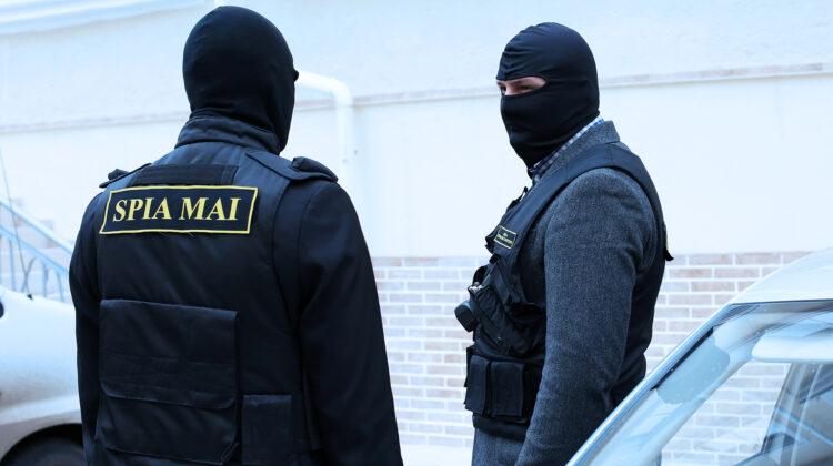 Vadim Mînzărari, fost șef-adjunct al SPIA din cadrul MAI, arestat în urma unor percheziții la domiciliul acestuia