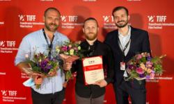 Filmul despre povestea Mariei Drăgan, proiectat de o echipă din Moldova, a câștigat un premiu valoros la TIFF 2021