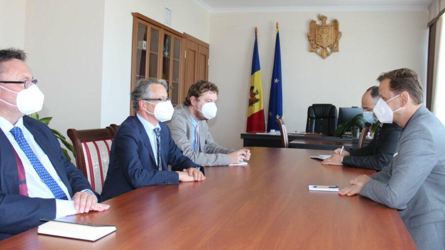 Prima întrevedere a lui Kulminski în calitate de viceprim-ministru pentru Reintegrare. Iată ce au discutat