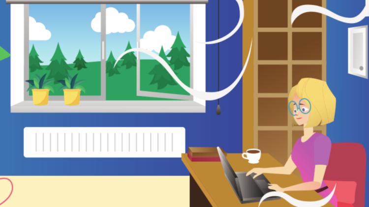 VIDEO E cald în birou? AEE informează cum să PĂSTREZI aerul rece