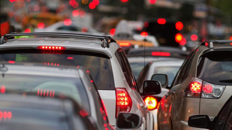 RTEC avertizează! Se înregistrează ambuteiaje pe mai multe străzi din Capitală. Adresele vizate